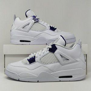 Nike Air Jordan Retro IV 4 Court Purple